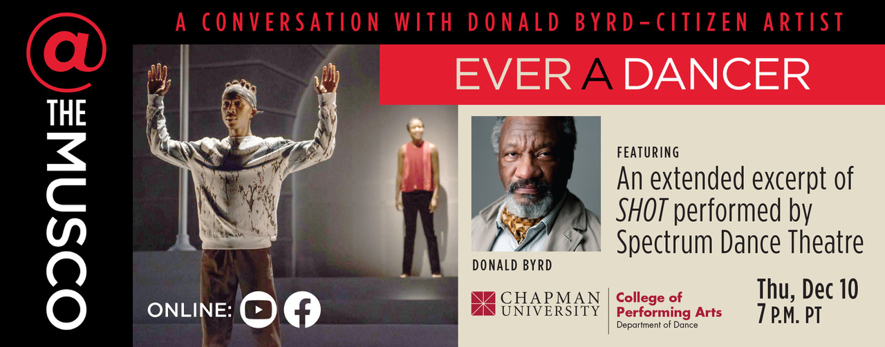 A Conversation with Donald Byrd – Citizen Artist